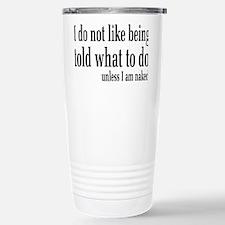 nakedrectangle Travel Mug