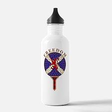 Freedom scottish golf  Water Bottle