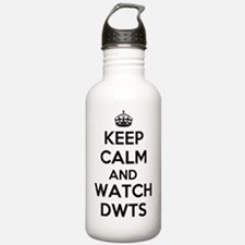 Keep Calm and Watch DW Water Bottle