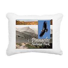 pinnacles1 Rectangular Canvas Pillow