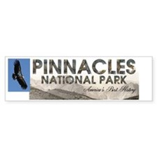 pinnaclescap Bumper Sticker