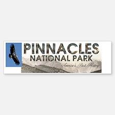 pinnaclescap Sticker (Bumper)