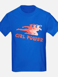 Martial Arts Girl Power T