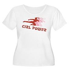 Martial Arts Girl Power T-Shirt
