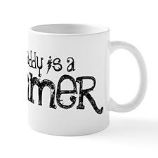 My Daddy is a Drummer Mug