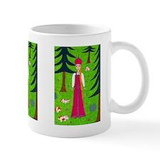 Mushroom Forest Mug