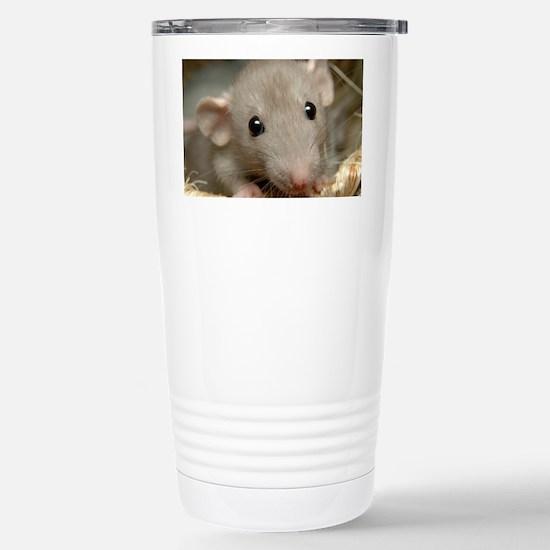 Isabelle Stainless Steel Travel Mug
