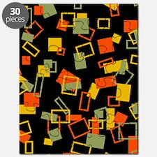 Retro Pattern Puzzle