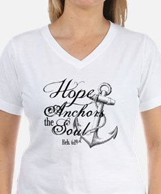 Hope Anchors the Soul Heb.  Shirt