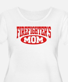 Firefighter's Mom T-Shirt