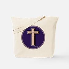 Psalm 136 26 Bible Verse Tote Bag