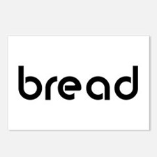 bread Postcards (Package of 8)