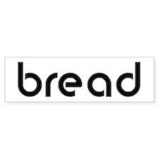bread Bumper Bumper Sticker