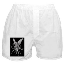 Michael black bg 11x14 Boxer Shorts