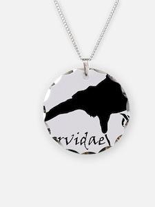 Corvidae Necklace