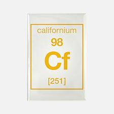 Californium Rectangle Magnet
