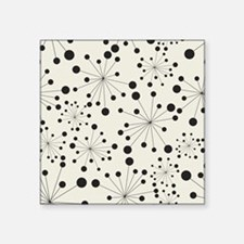 """Stylish Pattern Square Sticker 3"""" x 3"""""""