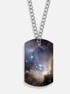 NGC 602 Nebula Dog Tags