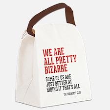 bizarre Canvas Lunch Bag