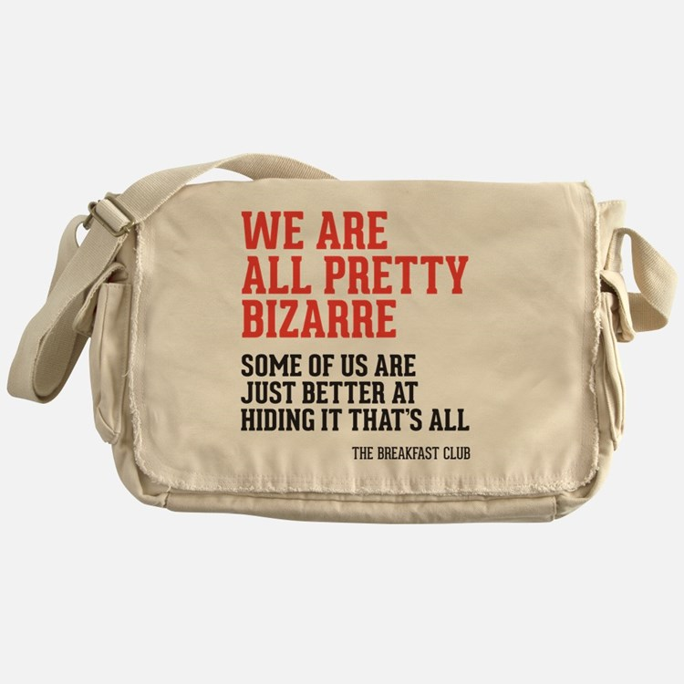 bizarre Messenger Bag