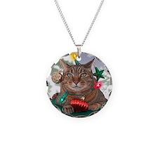 Catmas Tree Necklace
