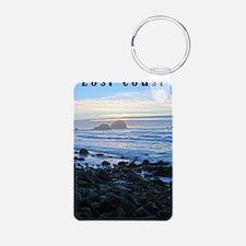 Lost Coast Sunset Keychains