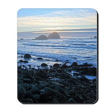 Lost Coast Sunset Mousepad
