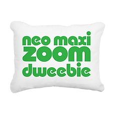 neo maxi Rectangular Canvas Pillow