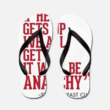 anarchy Flip Flops
