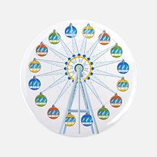 "Ferris Wheel 3.5"" Button"