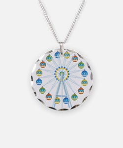 Ferris Wheel Necklace