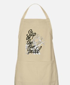 Step on the Fun Pedal Apron