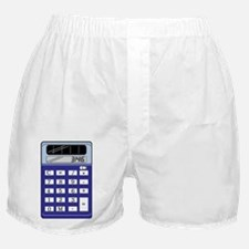 Calculator Boxer Shorts
