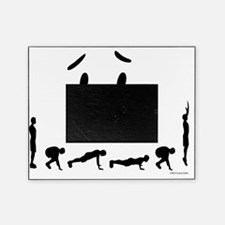 Burpees again Picture Frame
