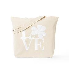 Lovely Shamrock Tote Bag