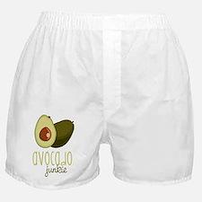 Avocado Junkie Boxer Shorts