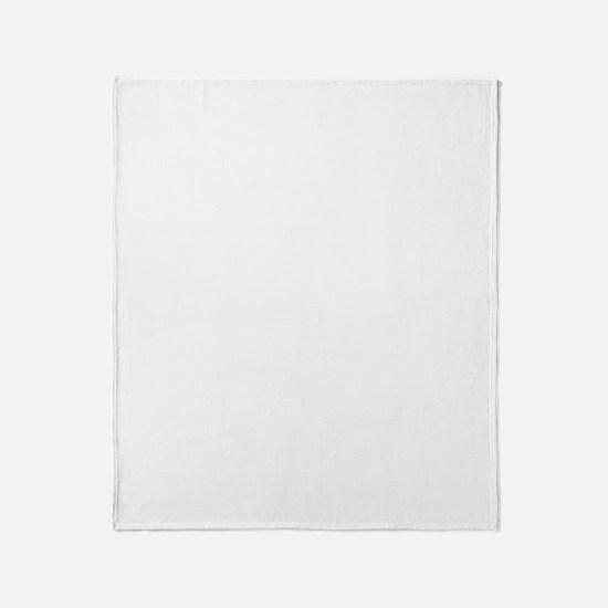 Golden doodle puppy Throw Blanket