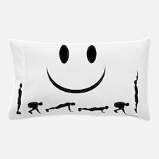 Burpees Pillow Case