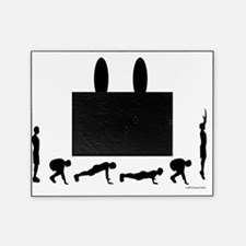 Burpees Picture Frame