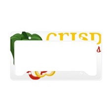 Crisp Bell Pepper License Plate Holder