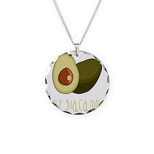Holy Guacamole Necklace