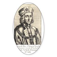Richard III Hide  Seek Champion 148 Decal