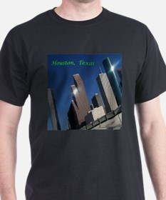 HOUSTON TEXAS SKYSCRAPERS T-Shirt