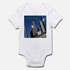 HOUSTON TEXAS SKYSCRAPERS Infant Bodysuit