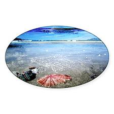 I love the beach Decal