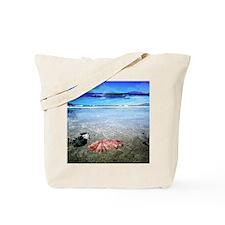 I love the beach Tote Bag