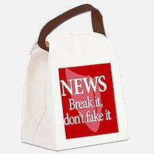 Plagiarism Phrase 1 Canvas Lunch Bag