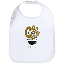 Coffee Time Bib