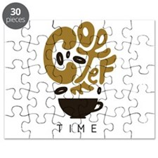 Coffee Time Puzzle