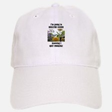 BREATHE EASIER QUIT SMOKING Baseball Baseball Cap